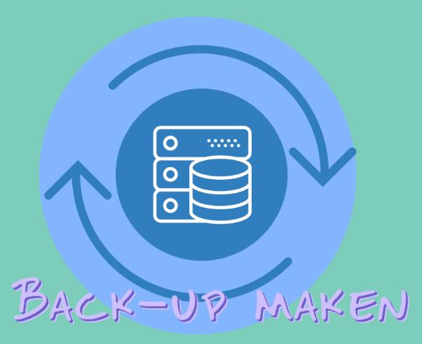 Back-up ICT bedrijf