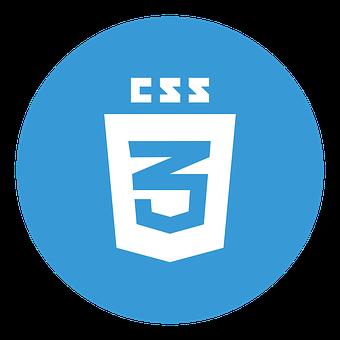 CSS prachtige website